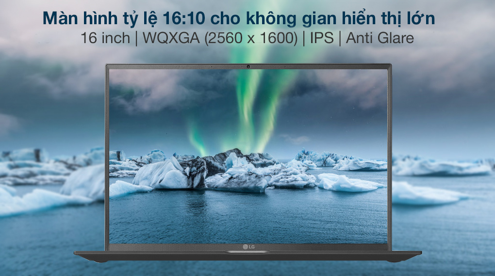 LG Gram 16 2021 i7 1165G7 (16Z90P-G.AH75A5) - Hình ảnh