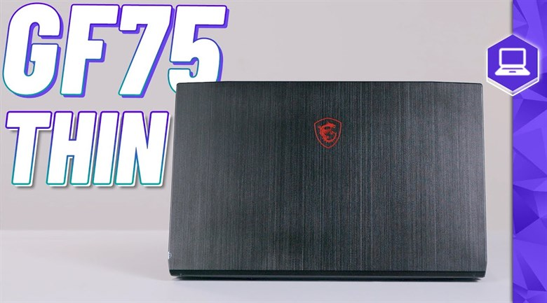 MSI GF75 Thin 10SCXR i7 10750H (068VN)
