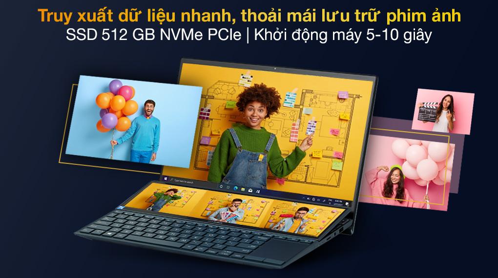 Asus ZenBook UX482EG i5 1135G7 (KA166T) - SSD