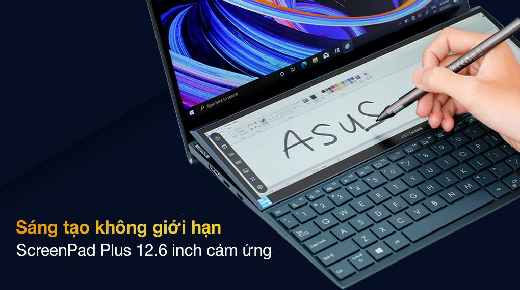 Asus ZenBook UX482EG i5 1135G7 (KA166T) - ScreenPad