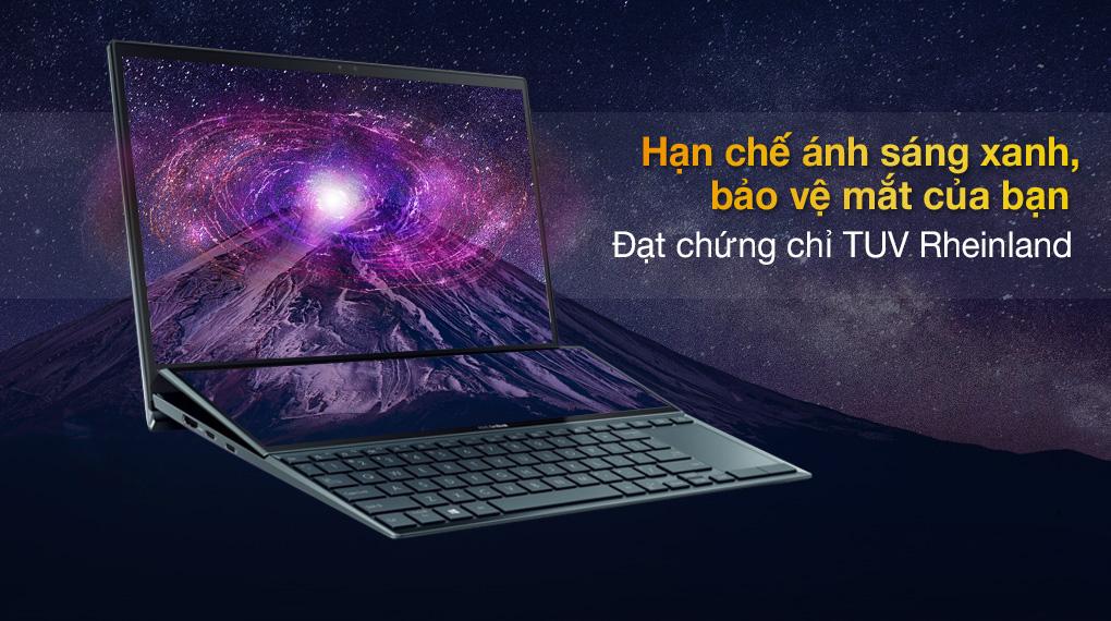 Asus ZenBook UX482EG i5 1135G7 (KA166T) - Bảo vệ mắt