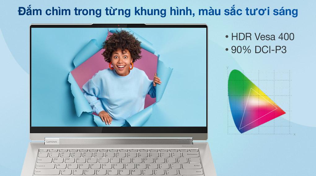 Lenovo Yoga 9 14ITL5 i7/1185G7 (82BG006EVN) - Dải màu