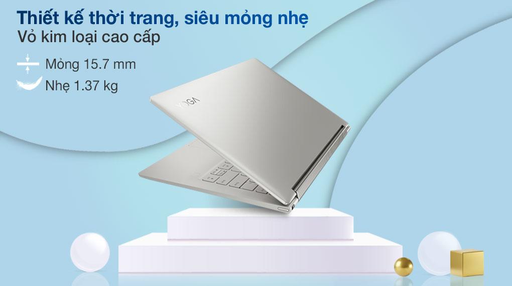 Lenovo Yoga 9i 14ITL5 i7/1185G7 (82BG006EVN) - Thiết kế