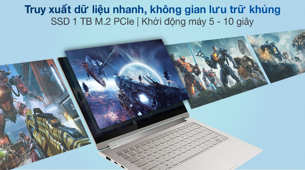 Lenovo Yoga 9i 14ITL5 i7/1185G7 (82BG006EVN) - SSD