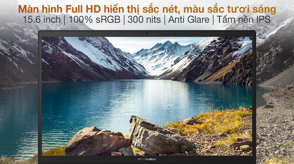Asus VivoBook S533EQ i5 1135G7 (BN338T) - Màn hình