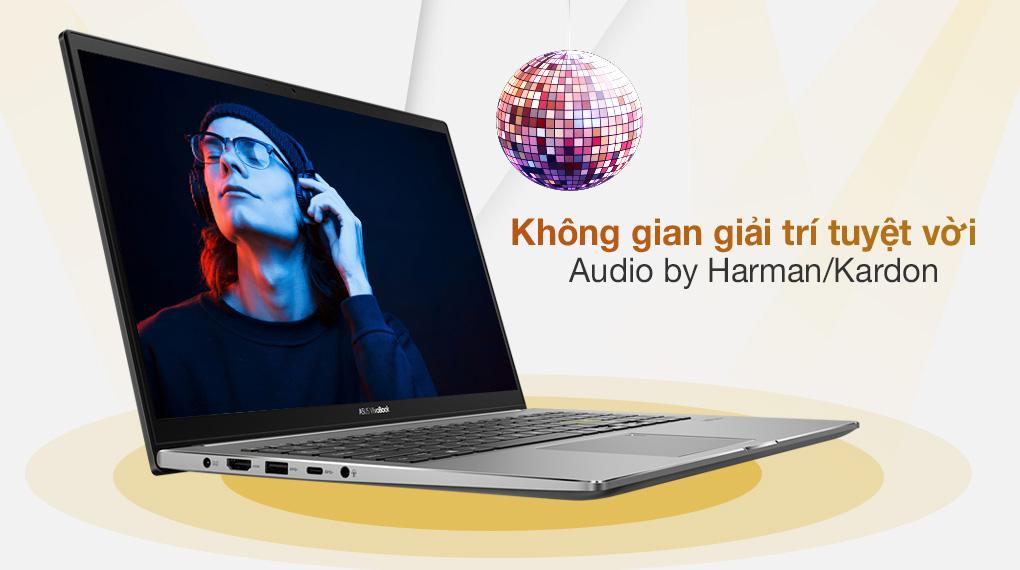 Asus VivoBook S533EQ i5 1135G7 (BN338T) - Âm thanh