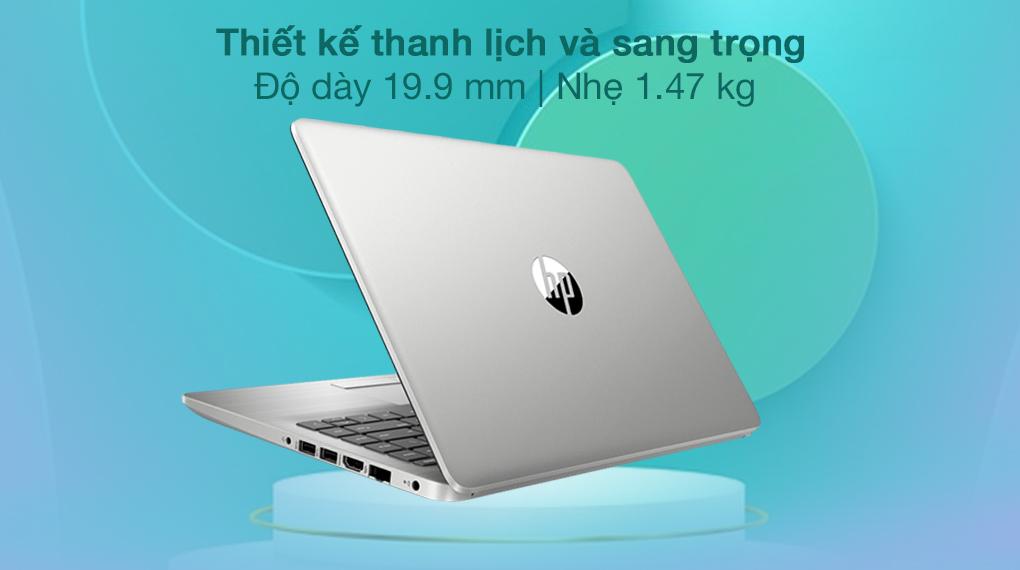 HP 245 G8 R3 3250U (342G2PA) - Thiết kế