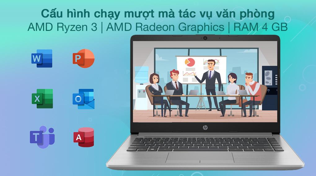HP 245 G8 R3 3250U (342G2PA) - Cấu hình