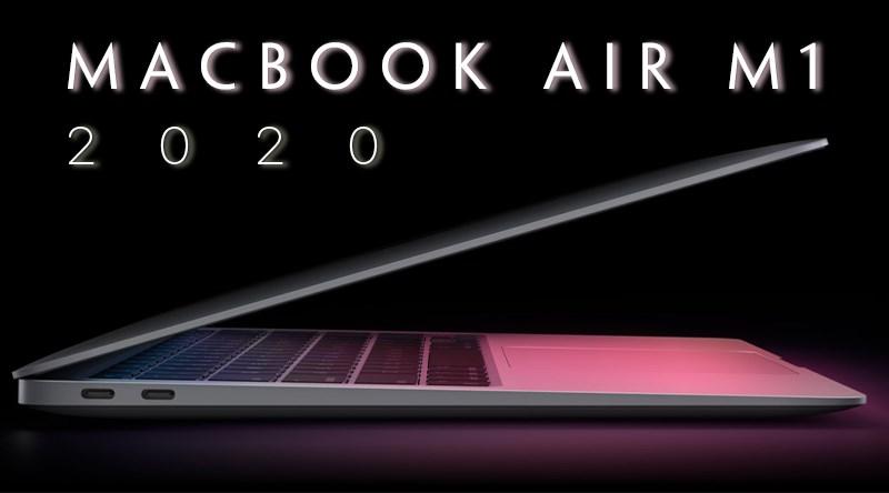 MacBook Air M1 2020 Silver (Z127000DE)