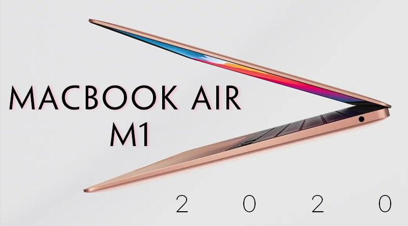 MacBook Air M1 2020 Gold (Z12A0004Z)