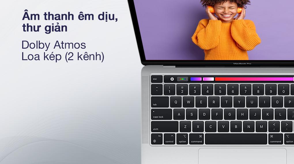 MacBook Pro M1 Silver (Z11D000E5) - Âm thanh