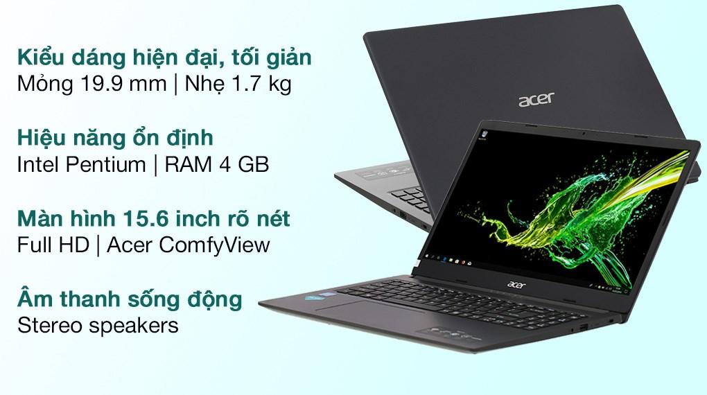 Acer Aspire 3 A315 34 P8VA N5030 (NX.HE3SV.00N)