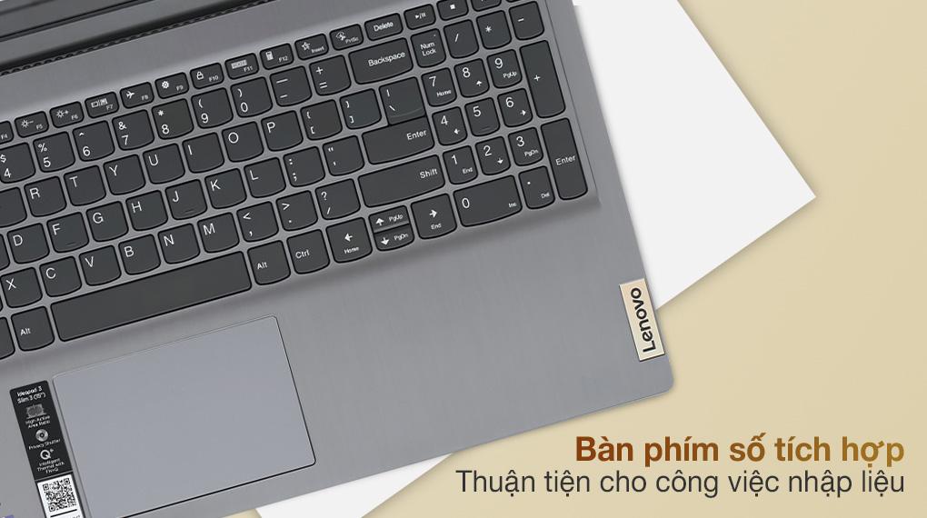 Lenovo IdeaPad 3 15ITL6 i5 1135G7 (82H80042VN) - Cổng kết nối