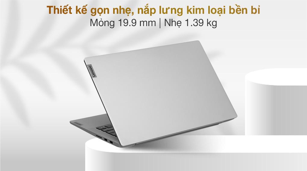 Lenovo IdeaPad 5 14ITL05 i5 1135G7 (82FE00KRVN) - Thiết kế