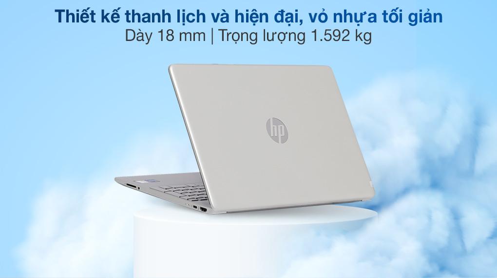 HP 15s fq2556TU i7 1165G7 (46M24PA) - Thiết kế