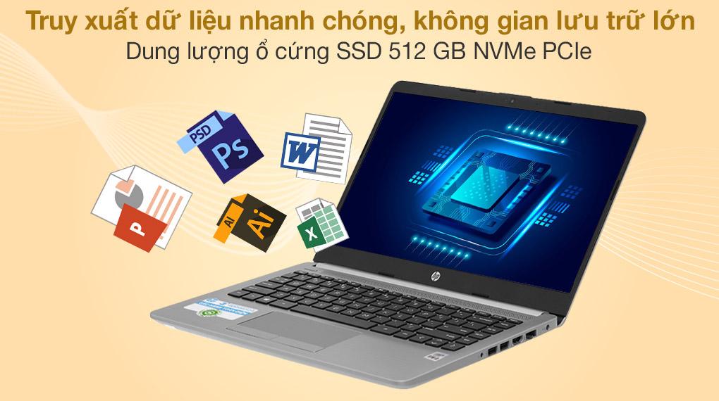 HP 240 G8 i3 1005G1 (342G6PA) - SSD
