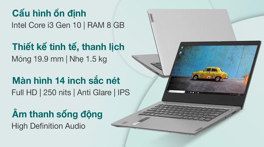Lenovo Ideapad 3 14IML05 i3 10110U (81WA00HPVN)