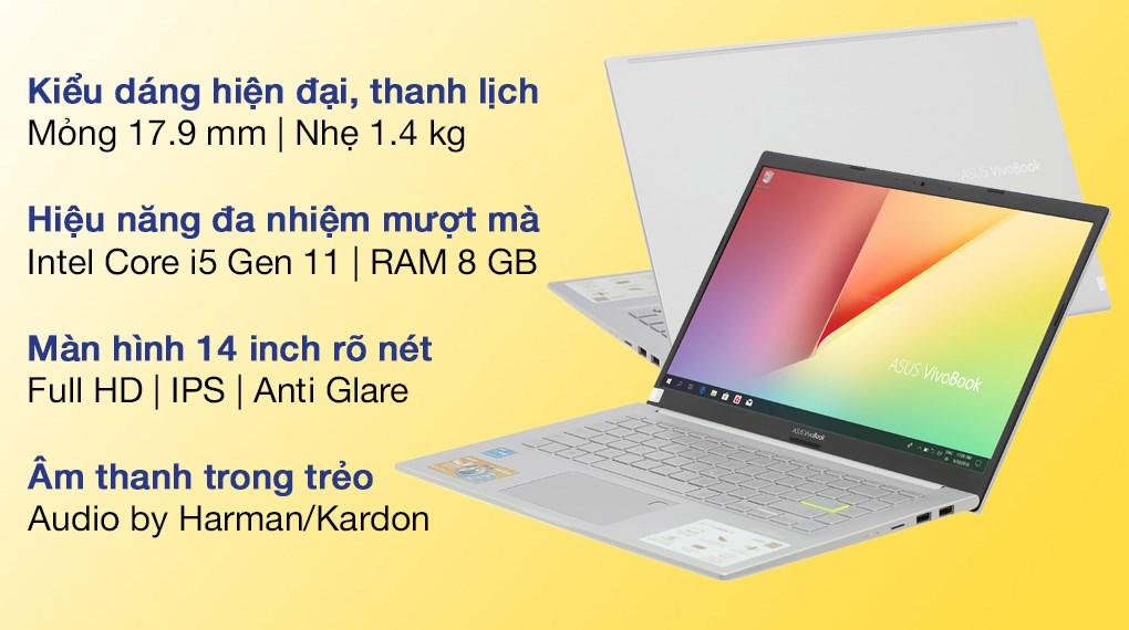 Asus VivoBook A415EA i5 1135G7 (AM888T)