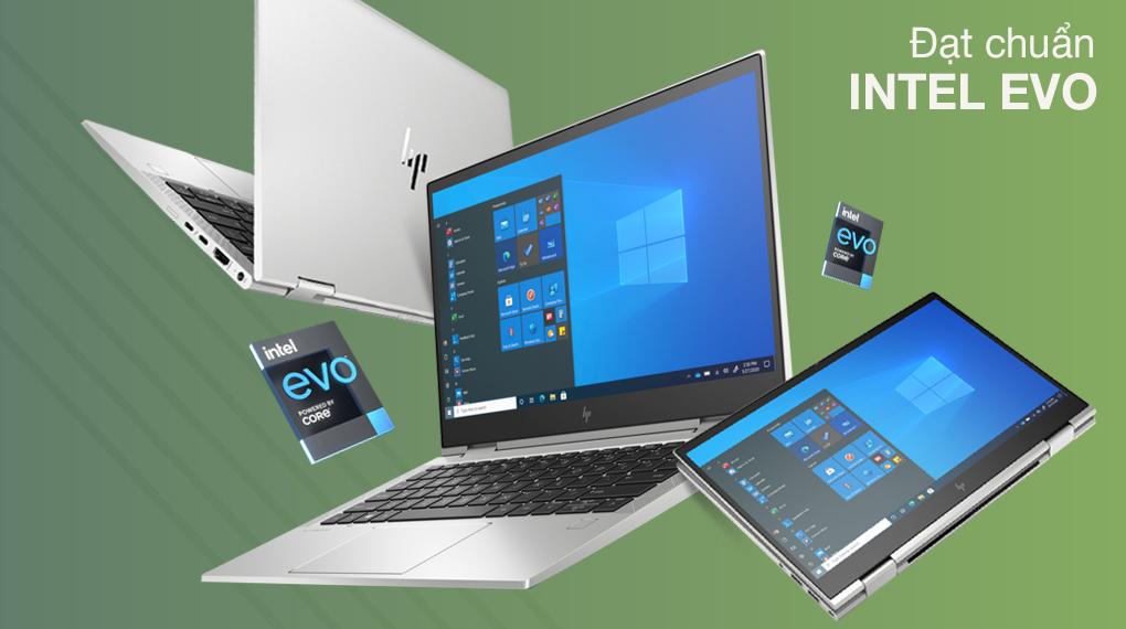 HP EliteBook X360 830 G8 i7 1165G7 (3G1A4PA) - Intel Evo