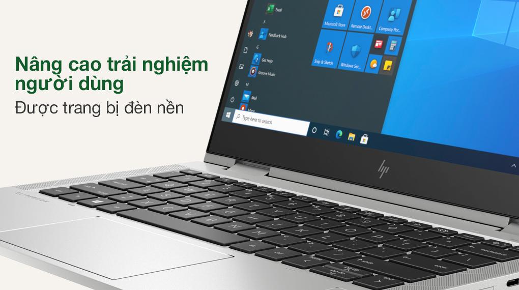 HP EliteBook X360 830 G8 i7 1165G7 (3G1A4PA) - Bàn phím