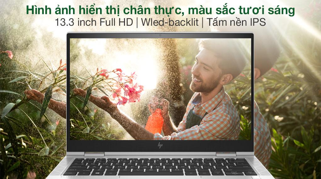 HP EliteBook X360 830 G8 i7 1165G7 (3G1A4PA) - Hình ảnh