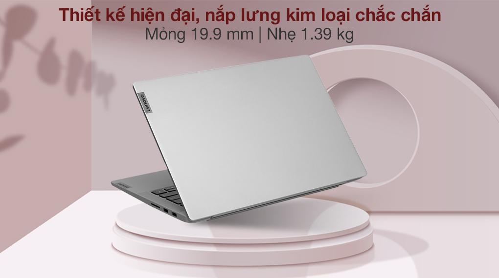 Lenovo IdeaPad 5 14ITL05 i7 1165G7 (82FE00KNVN) - Thiết kế