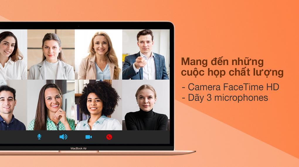 MacBook Air M1 2020 Gold (Z12A00050) - Webcam