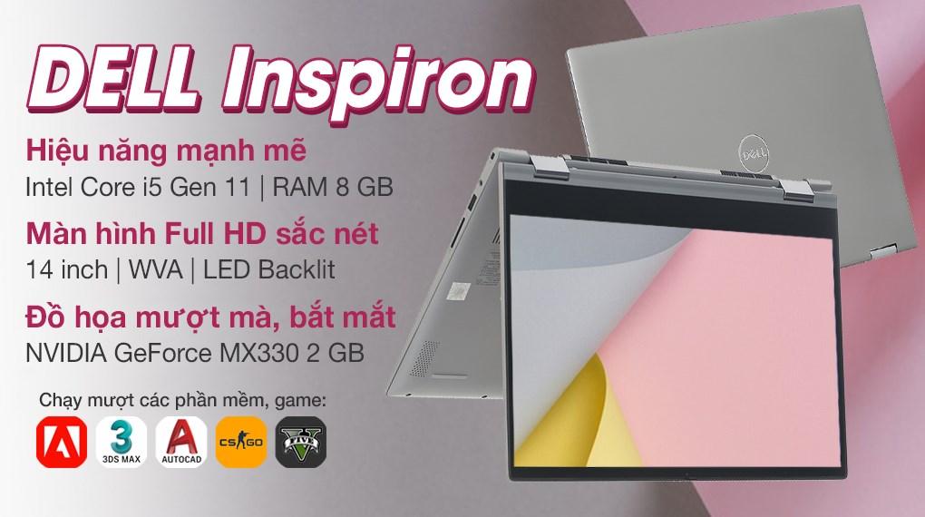 Dell Inspiron 5406 i5 1135G7 (N4I5047W)