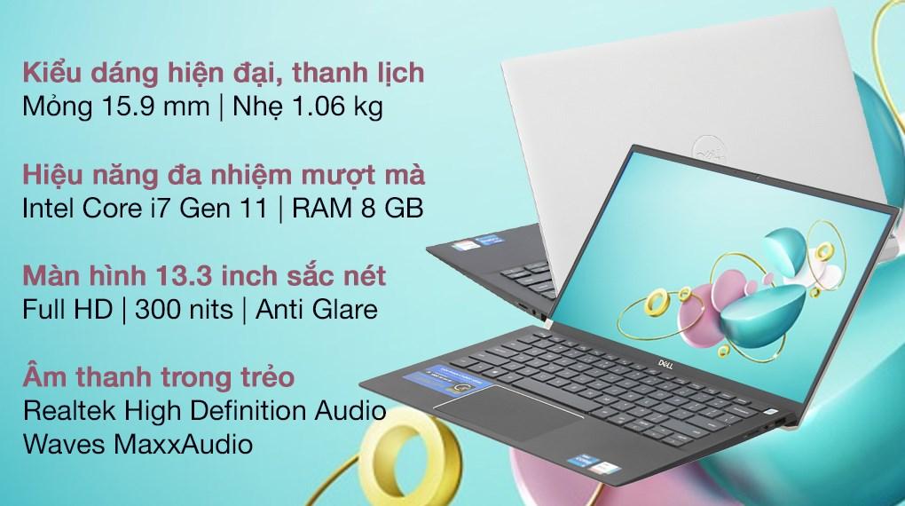 Dell Vostro 5301 i7 1165G7 (V3I7129W)