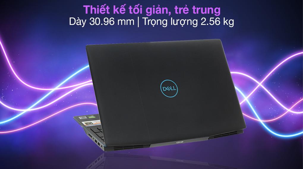 Dell G3 15 i7 10750H (P89F002G3500C) - Bàn phím