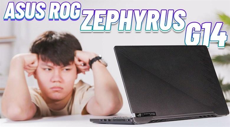 Asus Rog Zephyrus Gaming G14 GA401QH R7 5800HS (HZ035T)