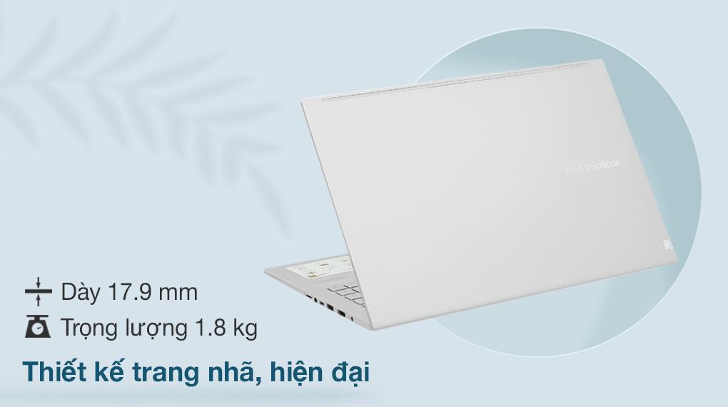 Asus VivoBook A515EA i3 1115G4 (BN975T) - Thiết kế