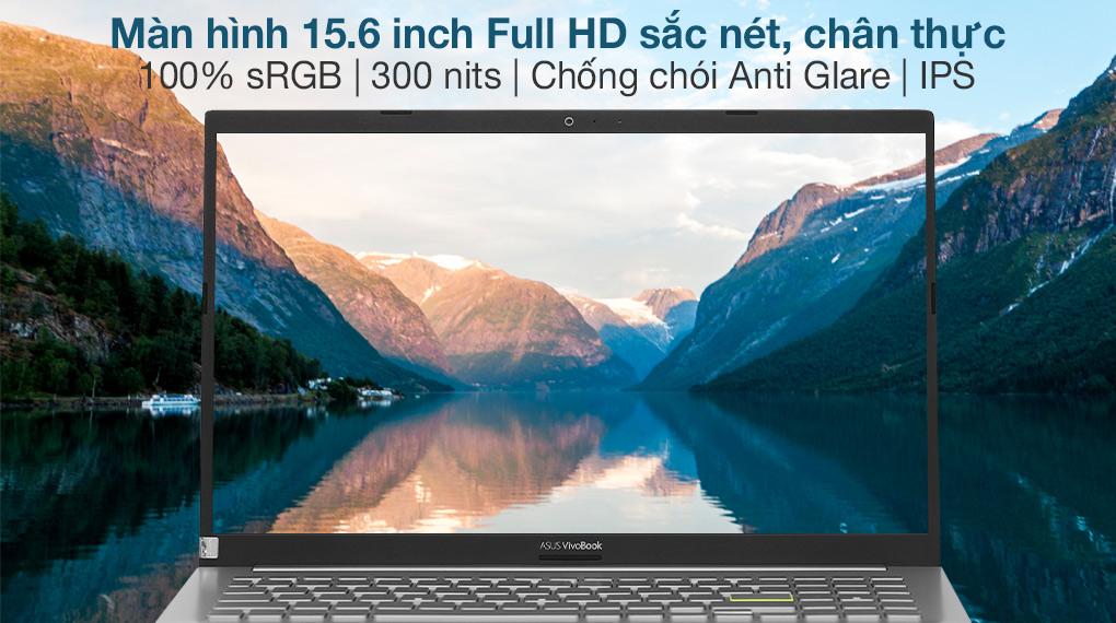 Asus VivoBook A515EA i3 1115G4 (BN975T) - Hình ảnh