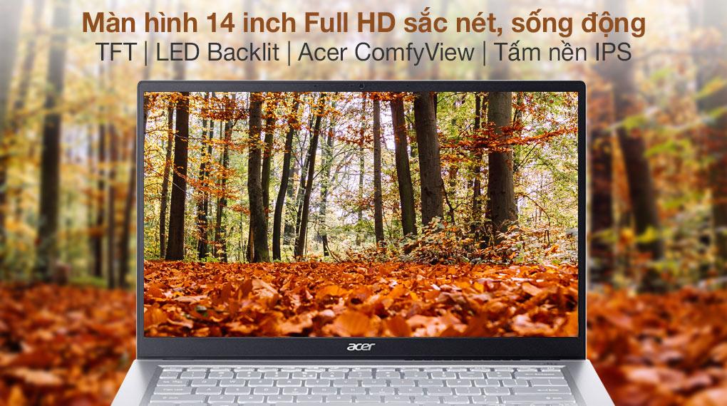 Acer Swift 3 SF314 511 56G1 i5 1135G7 (NX.ABLSV.002) - Hình ảnh