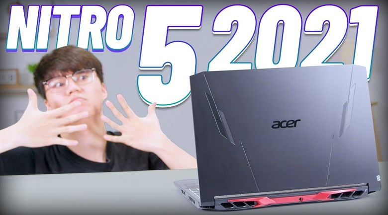 Acer Nitro 5 Gaming AN515 57 74NU i7 11800H (NH.QD9SV.001.)