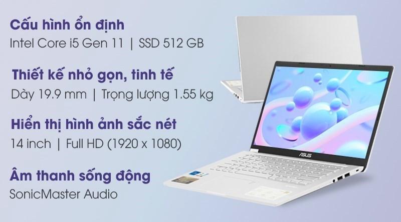 Asus VivoBook X415EA i5 1135G7 (EB637T)