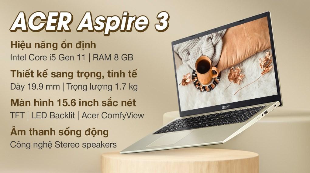 Acer Aspire 3 A315 58G 56HC i5 1135G7 (NX.AN0SV.001)