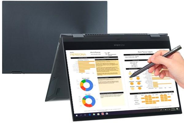 Asus ZenBook Flip UX363EA i7 1165G7 (HP163T)