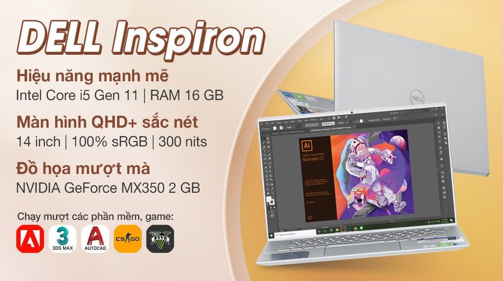 Dell Inspiron 7400 i5 1135G7 (N4I5134W)