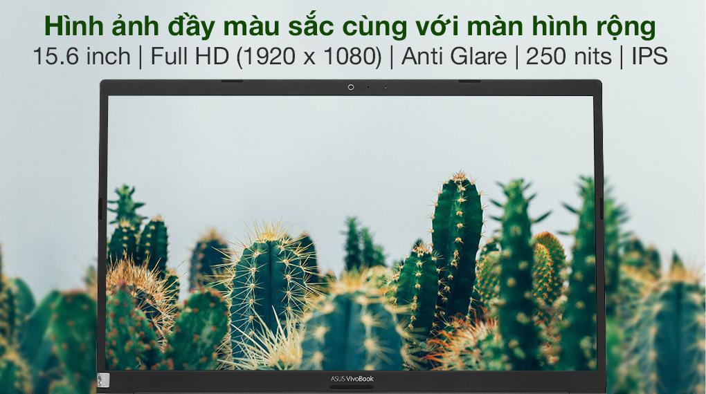 Asus VivoBook A515EA i3 1115G4 (BQ1530T) - Màn hình