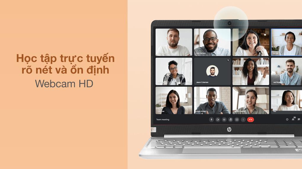 HP 15s du1105TU i3 10110U (2Z6L3PA) - Webcam