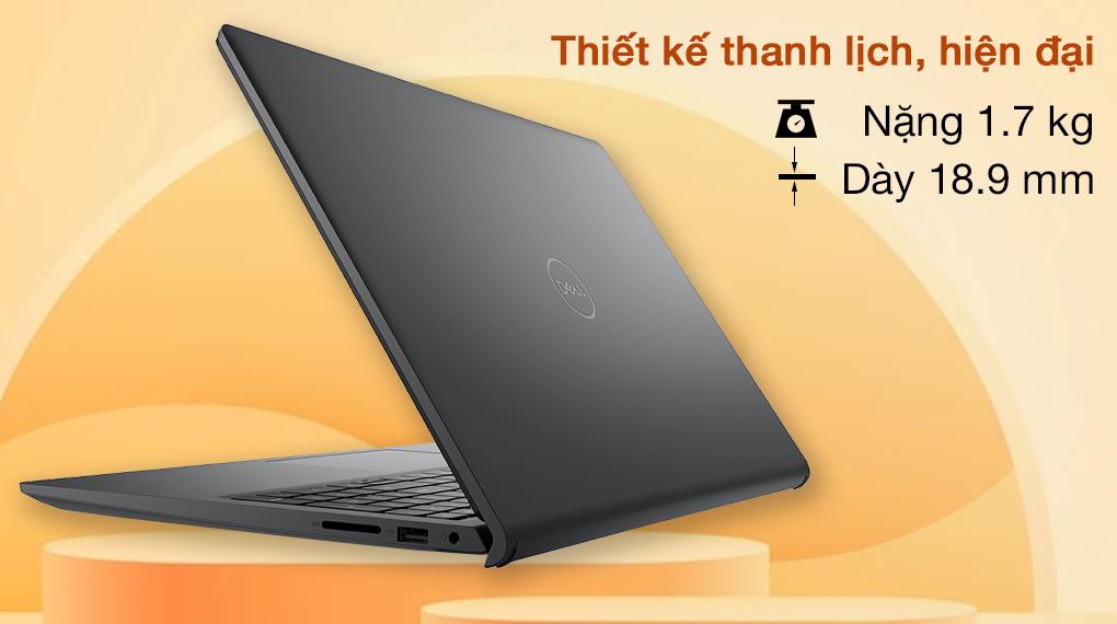 Dell Inspiron 15 3511 i3 1115G4 (P112F001ABL) - Thiết kế