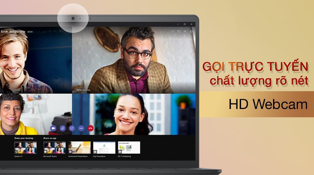 Dell Inspiron 15 3511 i3 1115G4 (P112F001ABL) - Webcam