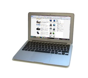 Laptop Apple MacBook Air 2010 11.6-inch