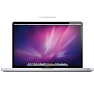 Laptop MacBook Pro (MC725LL/A) 17-inch: 2.2 GHz