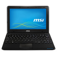 Laptop MSI Wind U180