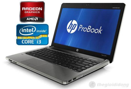 Chip đồ AMD Radeon HD 1 GB là thế mạnh của HP Probook 4431s