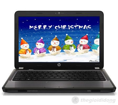 HP G4 1214TU có màn hình sáng và màu sắc rực rỡ