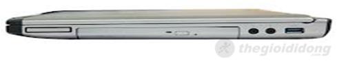 Cạnh phải của máy Dell Vostro 3550