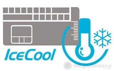 Công nghệ IceCool giữ cho Asus K55A luôn mát mẻ
